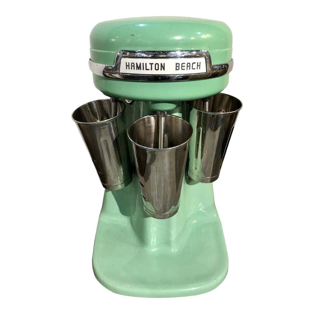 Hamilton Beach Milkshake Maker Vintage In Jadite Green Chairish,Blackened Fish Salad