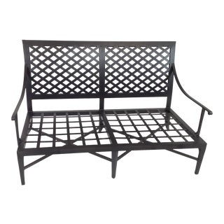 Modern Patio Loveseat For Sale