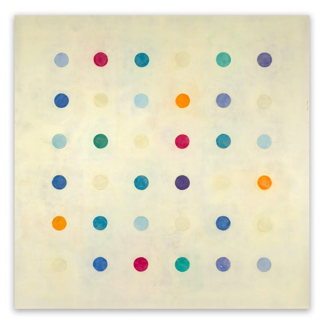 """Tracey Adams Tracey Adams """"(r ) evolution 39"""", Painting For Sale - Image 4 of 4"""