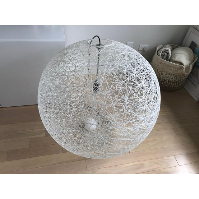 Contemporary Design Within Reach Ceiling Light Fixture For Sale - Image 3 of 6