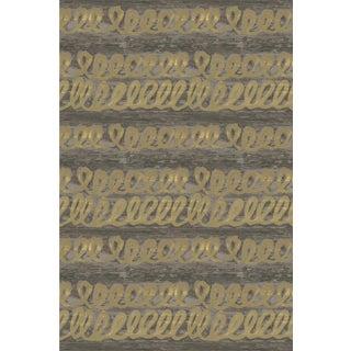 Filigree Bronze Medium Wallpaper For Sale