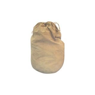 Vintage Army Camel Bag For Sale