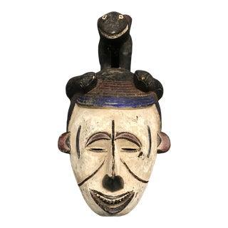 African Art Tribal Art Igbo Mask For Sale
