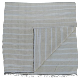 Moroccan Berber Throw For Sale