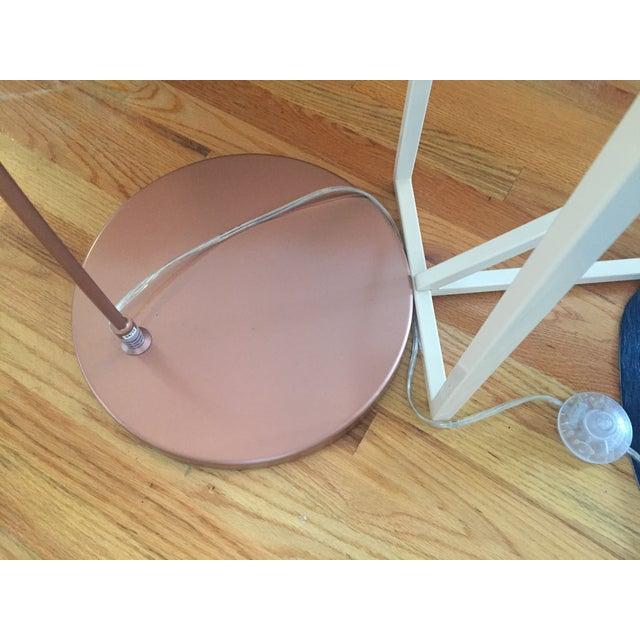 BoConcept Kuta Floor Lamp in Brushed Copper - Image 4 of 5