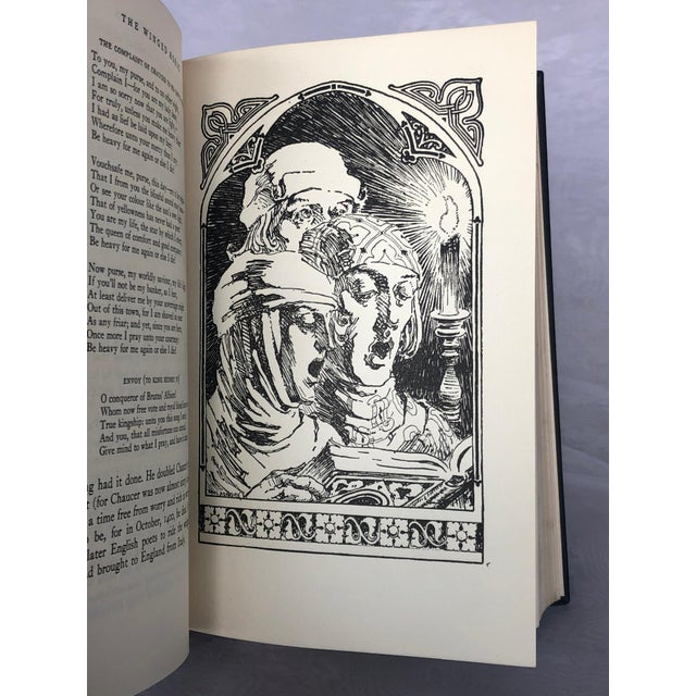 Vintage Book With Pegasus Cover Artwork For Sale - Image 9 of 13