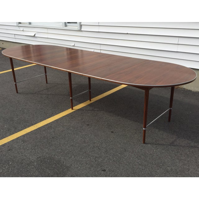 Paul McCobb Mid Century Connoisseur Dining Table Chairish