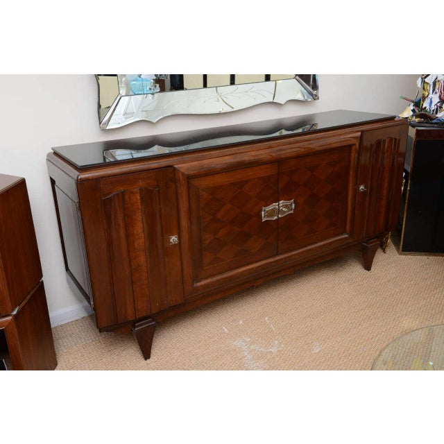 French Art Deco Credenza Sideboard - Image 10 of 10