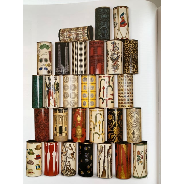 Fornasetti the Complete Universe Book by Barnaba Fornasetti and Mariuccia Casadio for Rizzoli For Sale - Image 11 of 13