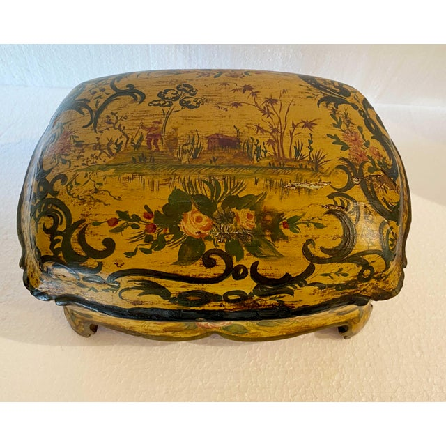 Italian Jewelry Box For Sale - Image 4 of 11
