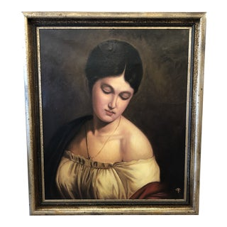 Classic Beauty Framed Print For Sale