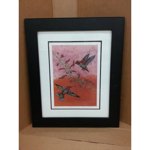 Buy original artwork - it's good for you and for the artistic community! Original Vintage signed 1989 Marilyn Salomon...