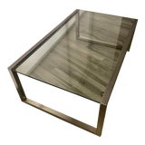 Image of Ethan Allen Tangent Coffee Table For Sale