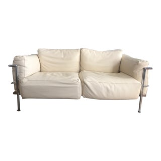 Le Corbusier 2 Seater (Discounted) For Sale