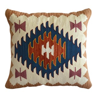 Hand Woven Silk Pillow Cover Sham - 16″ X 16″