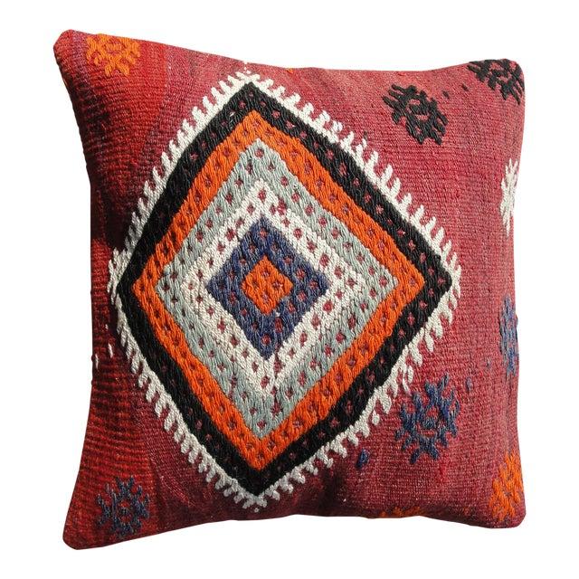 Kilim Rug Pillow - Image 1 of 11