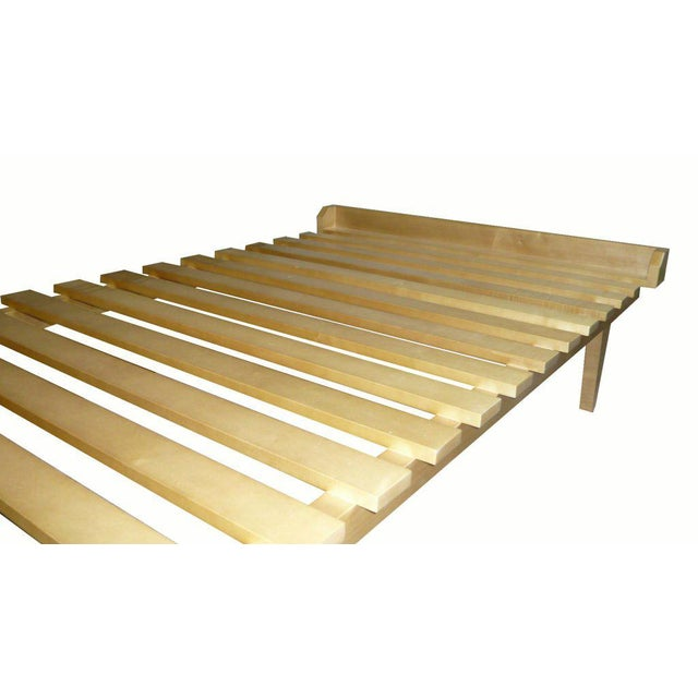 2010s Customizable Moore Slatted Daybed Frame For Sale - Image 5 of 9