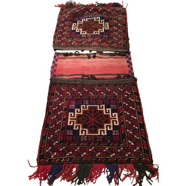 Qashqai Saddle Bag For Sale