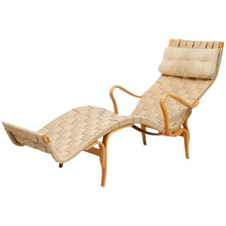 "Bruno Mathsson ""Pernilla"" Chaise Longue For Sale"