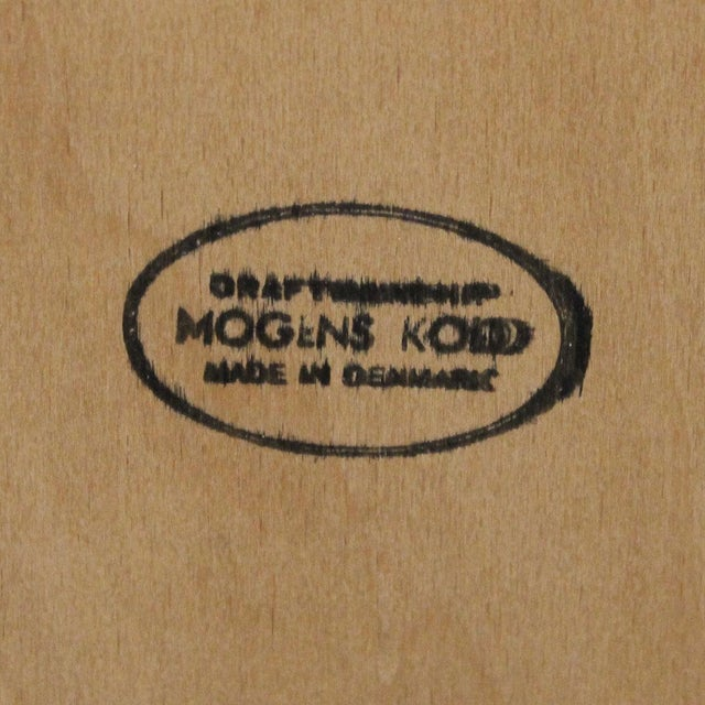 Mogens Kold Danish Modern Teak Dresser For Sale - Image 5 of 5