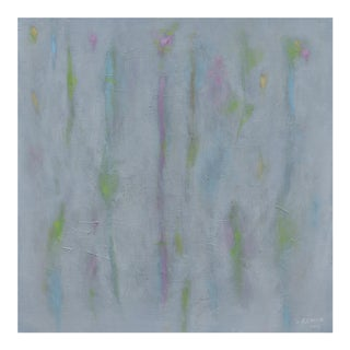 """""""Hope Springs - Emerge"""" Abstract Painting by Stephen Remick For Sale"""