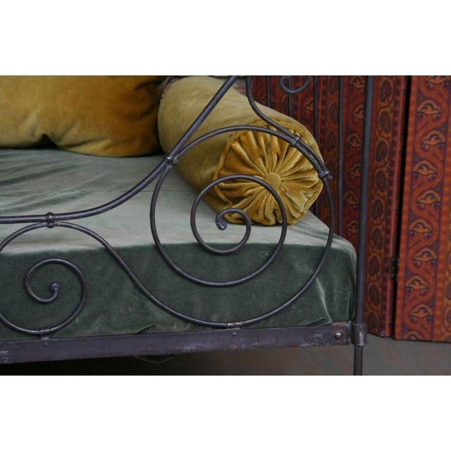 Folding Iron Bed - Image 3 of 9