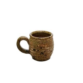 Mercy Farm Pottery Speckled Mug For Sale