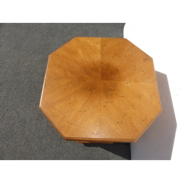 1960s Mid-Century Modern Drexel Heritage End Table For Sale In Los Angeles - Image 6 of 9