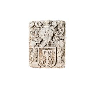 Antique Cut Stone Fragment For Sale