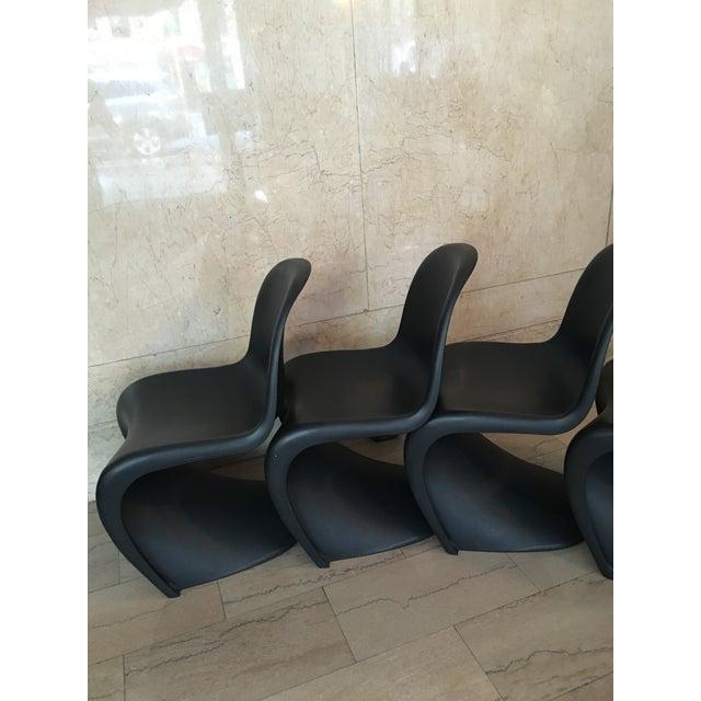 Verner Panton S Chairs - Set of 5 - Image 6 of 10