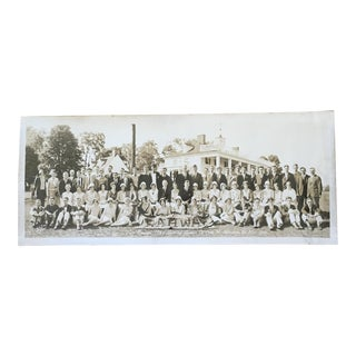 Rahway High School Class of 1930 Photograph For Sale