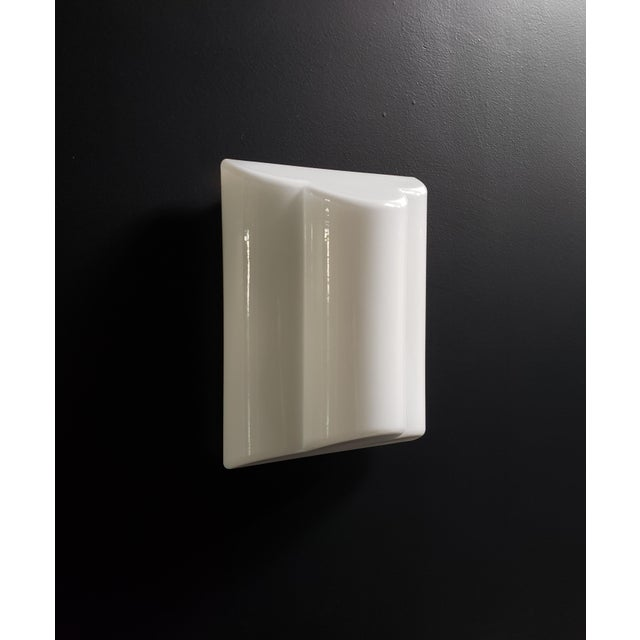 Italian Modern Murano Glass Sconce by Leucus For Sale In Dallas - Image 6 of 6
