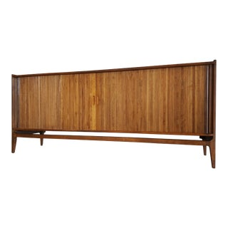 Richard Thompson for Glenn of California Mid-Century Walnut Credenza