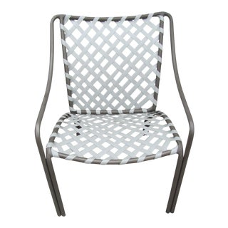 Brown Jordan Tamiami Patio Arm Chair For Sale