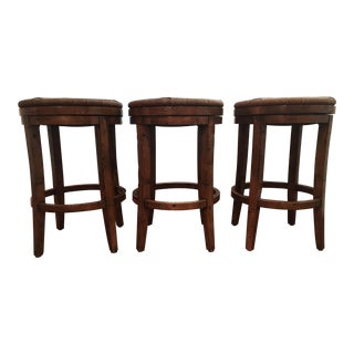 Braeburn Bar Stools - Set of 3