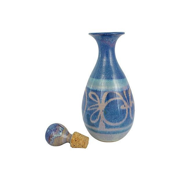 Handmade Pottery Decanter - Image 6 of 7