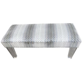 Modern Cowtan & Towt Fabric Bench Preview