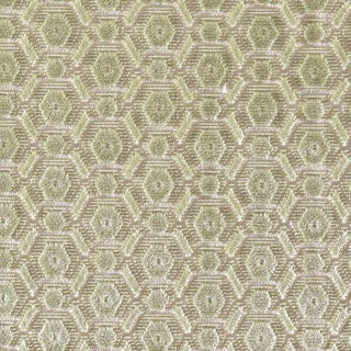Scalamandre Manetta Fabric in Spring Sample For Sale