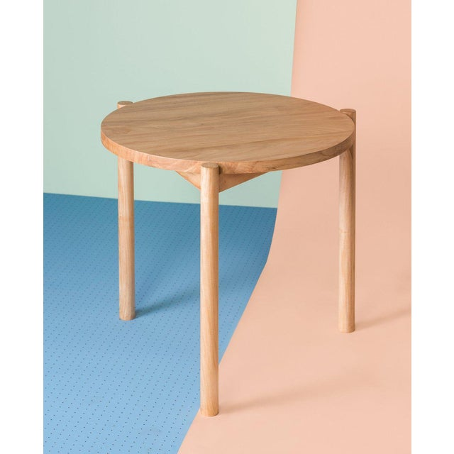 Early 21st Century Ebb and Flow San Juan Bistro Table For Sale - Image 5 of 5