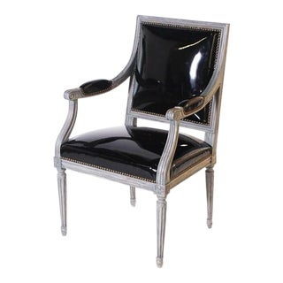 Louis XVI Armchair, C. 1950 For Sale