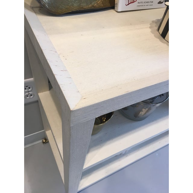 Contemporary Natural Isadora Console Table For Sale - Image 3 of 4
