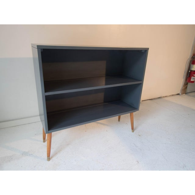 Planner Group Paul McCobb for Planner Group Hardwood Bookcase For Sale - Image 4 of 7