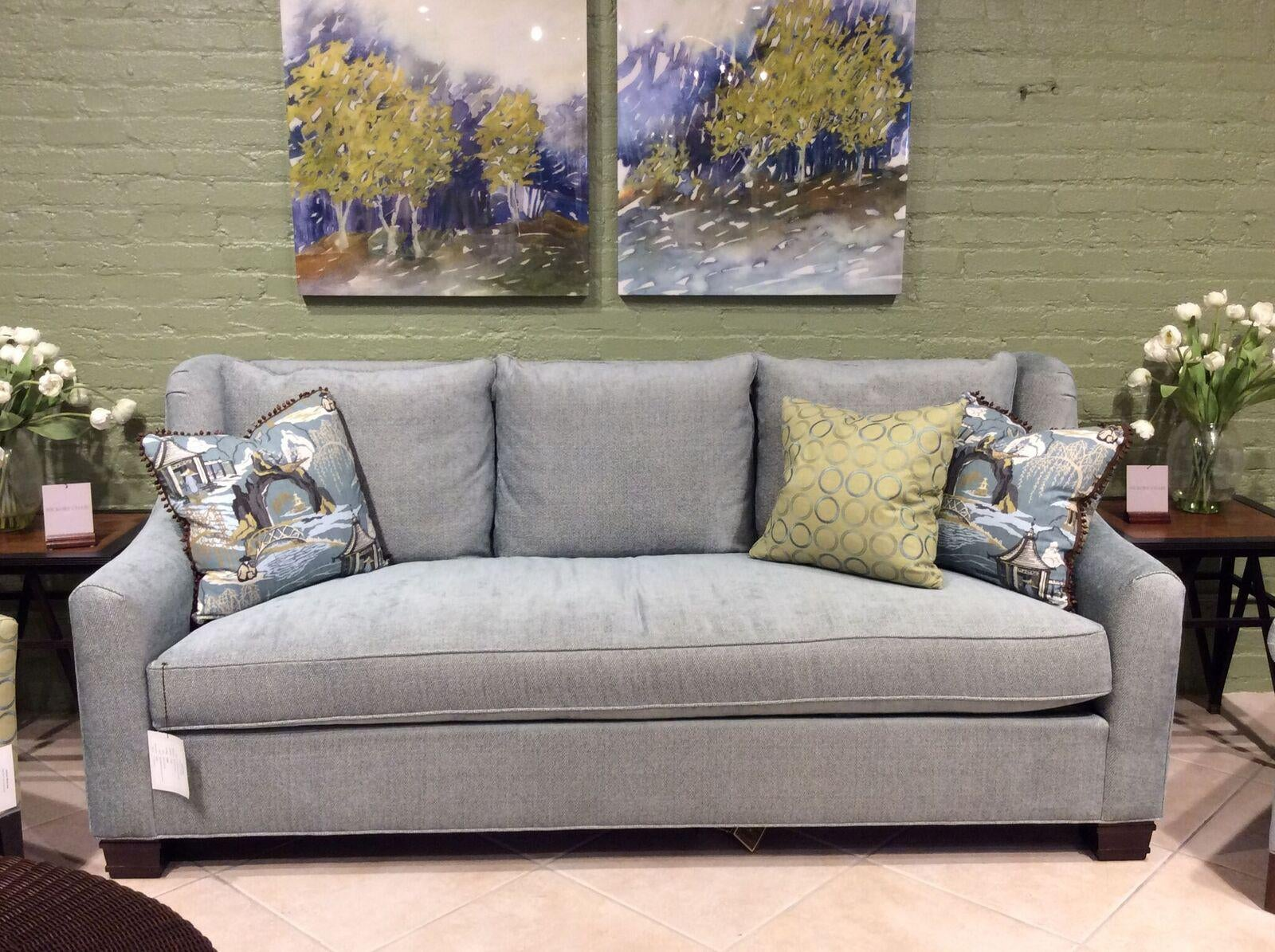 Hickory Chair Sutton Sofa For Sale   Image 5 Of 6