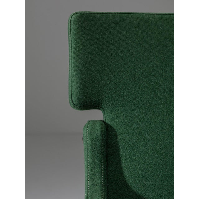 "Ignazio Gardella Armchair Model ""R63"" by Ignazio Gardella for Azucena For Sale - Image 4 of 8"
