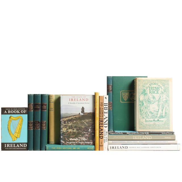 Irish Selections: History, Literature, Landscapes - Set of 16 - Image 1 of 2