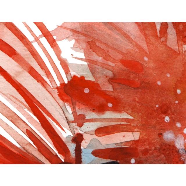 Steve Klinkel Red Cardinal Giclee Print For Sale - Image 4 of 5