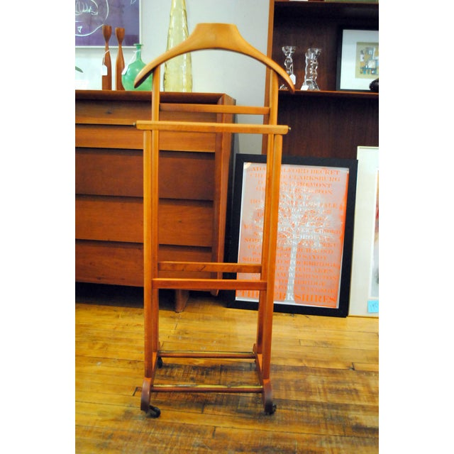 Mid-Century Modern Valet by Ico Parisi for Fratelli Reguitti For Sale - Image 11 of 11