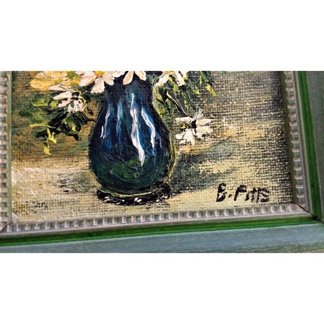 Mini Still Life Oil Painting - Image 3 of 5