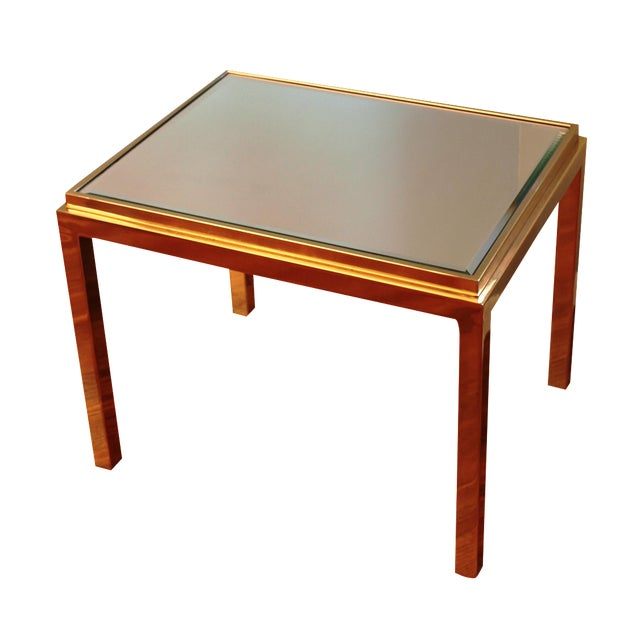 Willy Rizzo Style Occasional Table - Image 1 of 5
