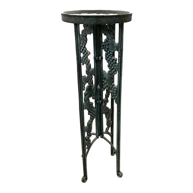 Wrought Iron Plant Stand For Sale